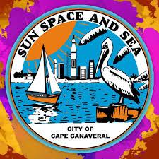 cape canaveral logo